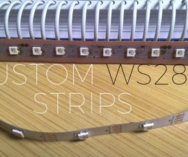 Custom Addressable RGB LED Strip | WS2812B