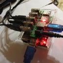 Raspberry Pi Torrent, Samba and DLNA with 3+ hard drives