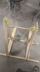 Final Step: Attach Bungees to Frame