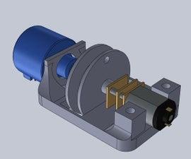 A DIY Multi-turn Servo Motor Pulley