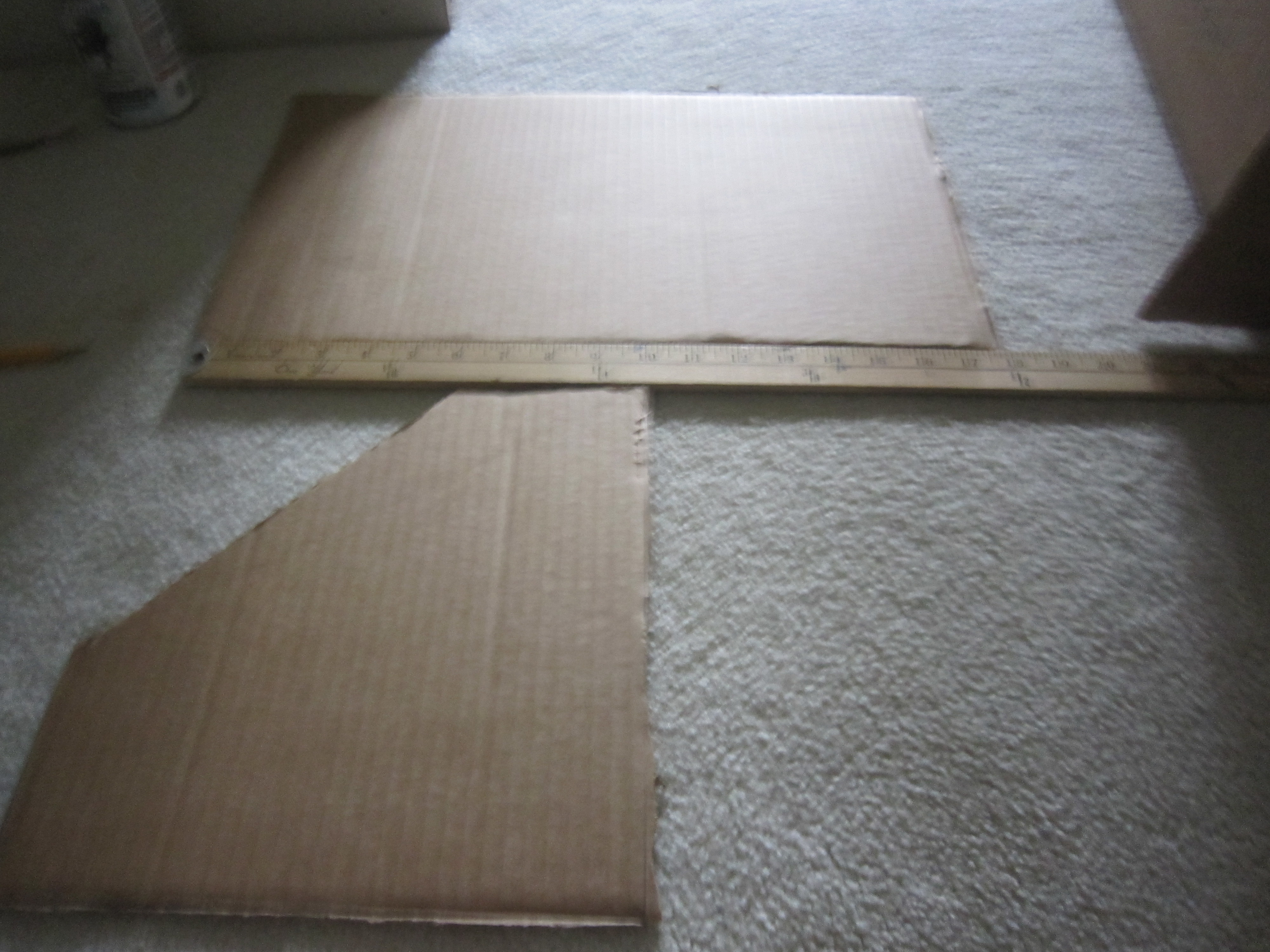 Picture of Cardboard Desk Organizer