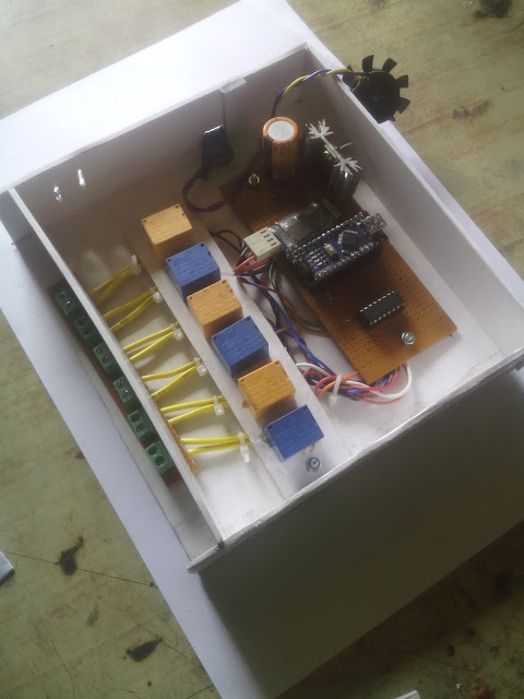 Picture of DIY! Arduino Home Automation