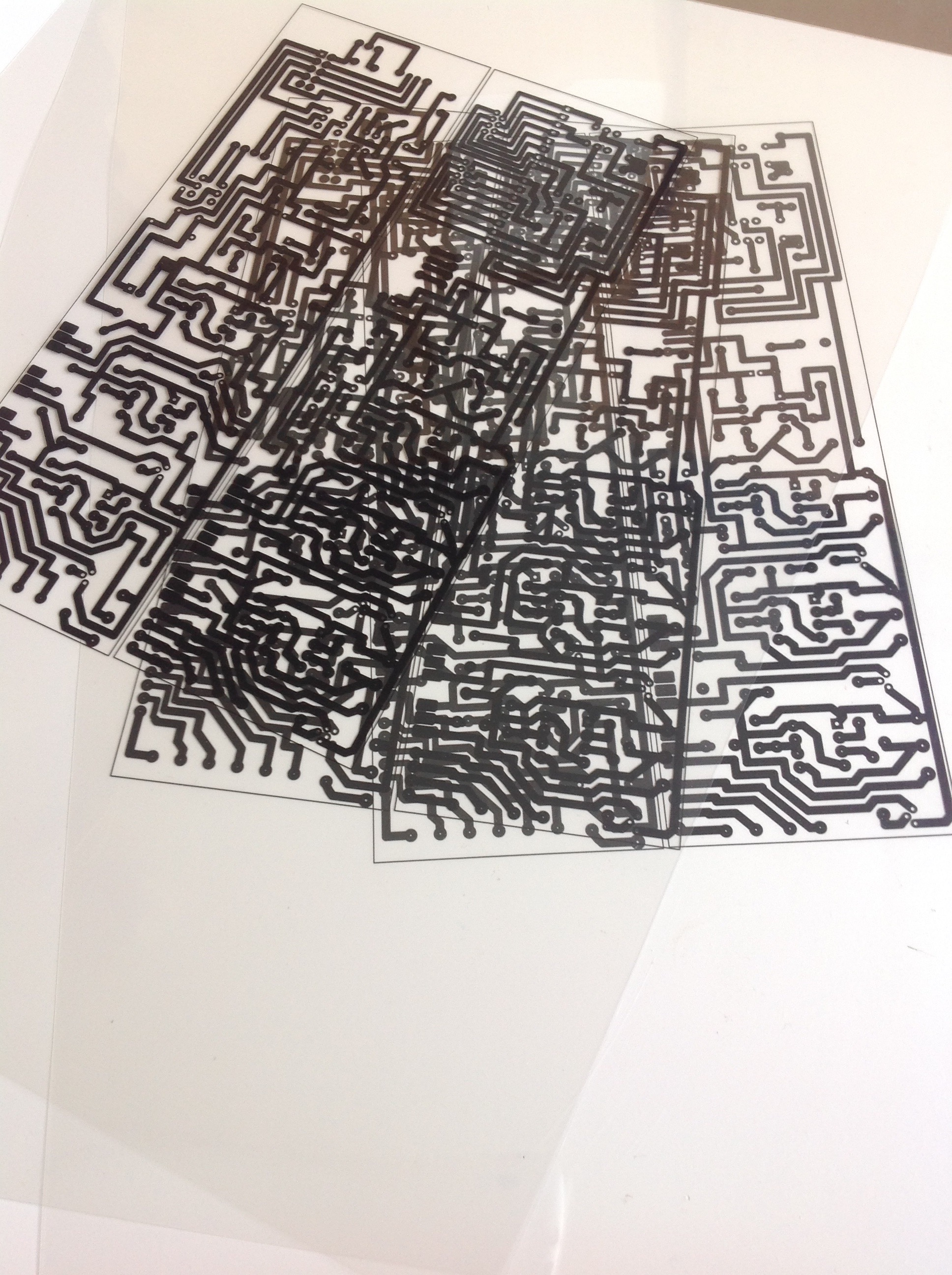 Picture of Printing the Artwork