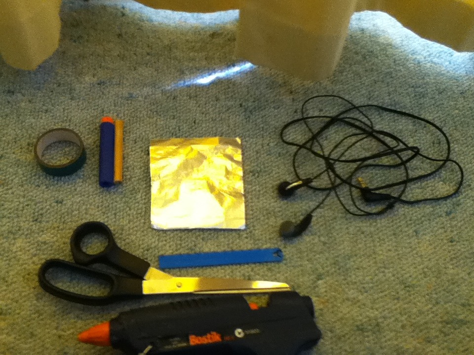 Picture of Gather These Materials and Tools