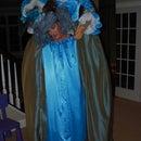 Beheaded Marie Antoinette Halloween Costume