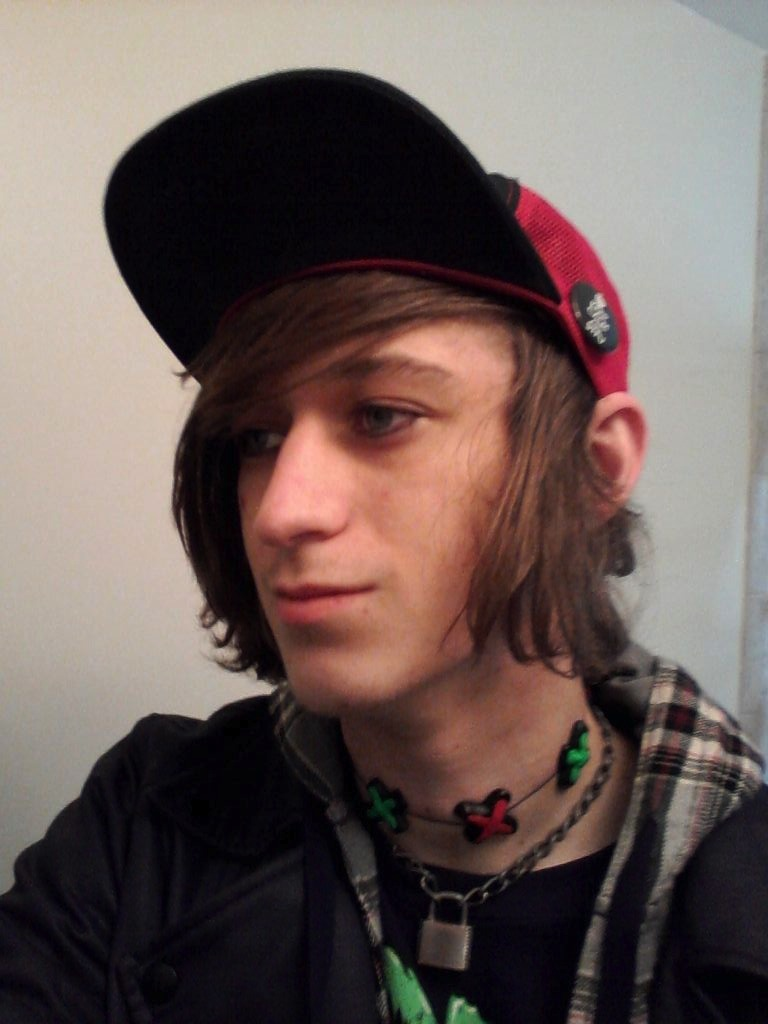 Picture of Diy Frankenstein Necklace