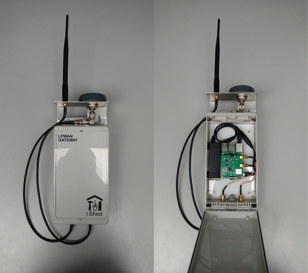 Ttn Gateway Antenna Gastronomia Y Viajes