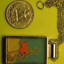 Aquarium Necklace Pendant