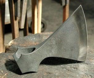 Forging a Viking Axe