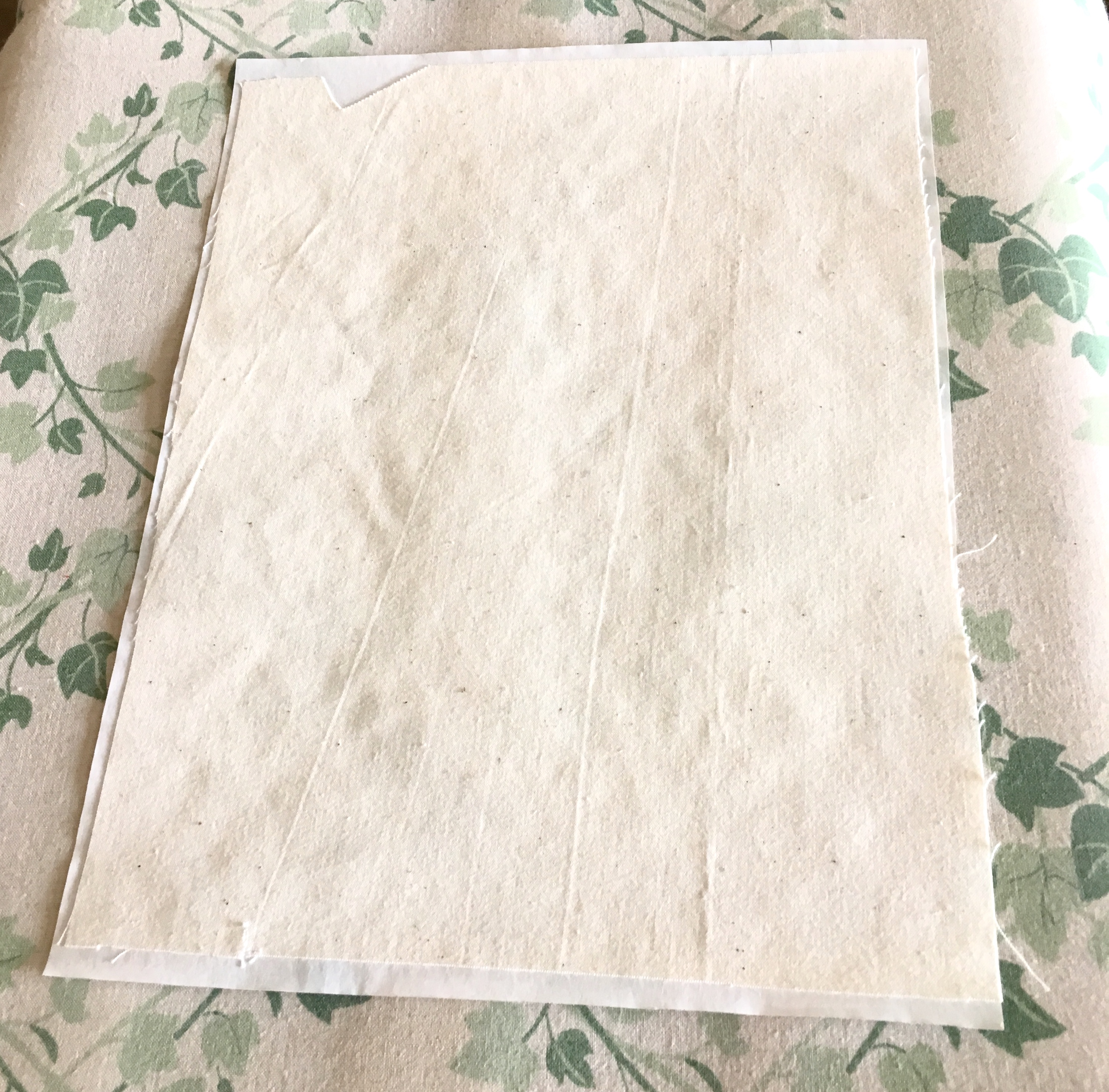 Picture of Prepare Fabric for Printing
