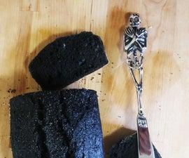 黑色像我的灵魂面包