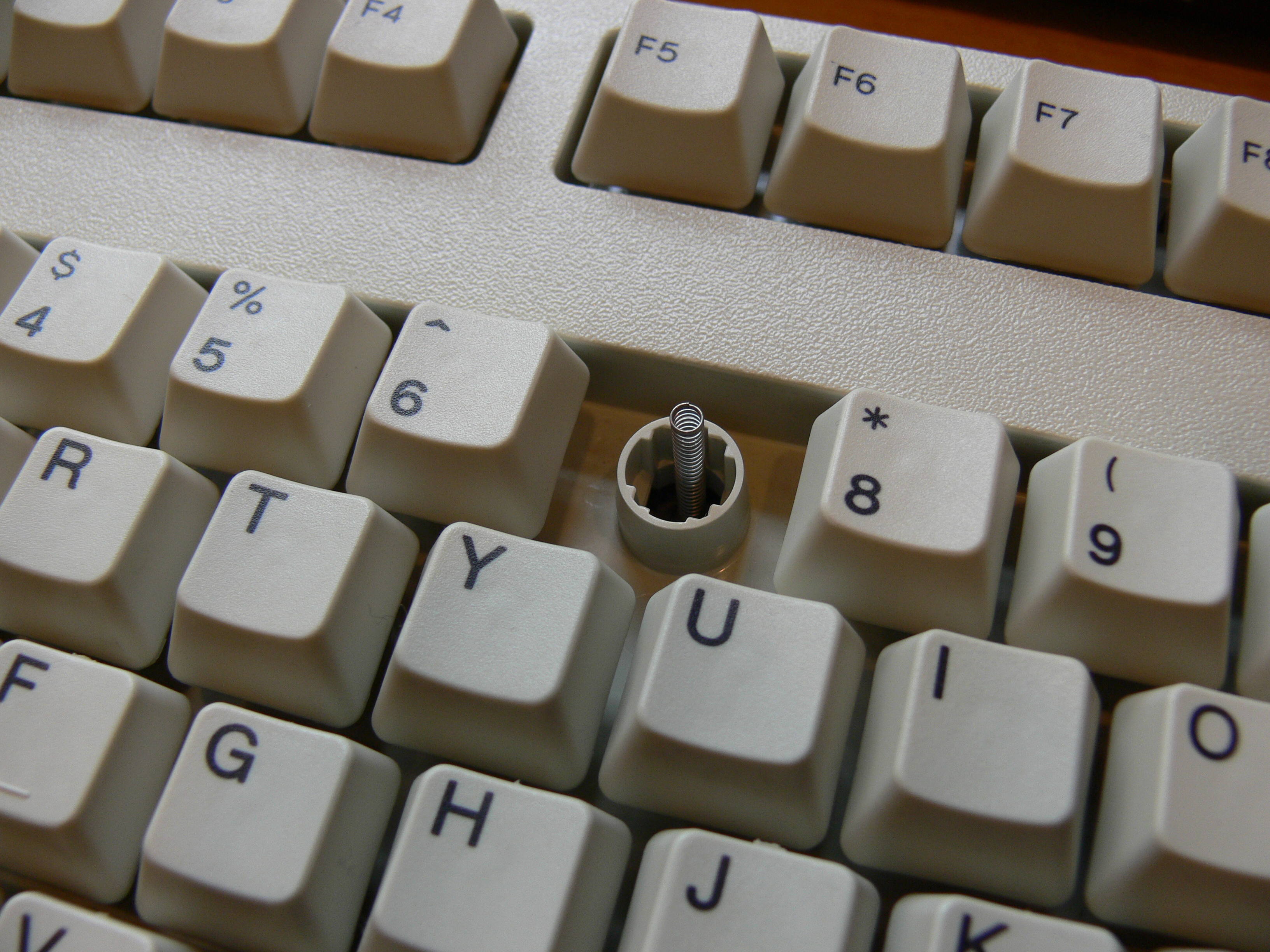 Picture of Remove the Keys