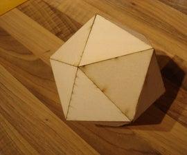 How to Lasercut Polyhedra