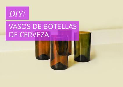 Vasos De Botella De Cerveza