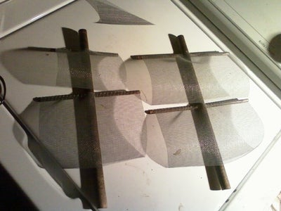 Make and Attach the Sails