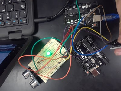 Process of Building and Testing an Arduino