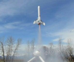 A Versatile Mid-Power Model Rocket Launch Pad