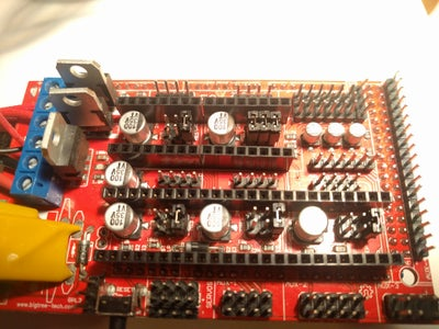 Wiring the Stepper Drivers