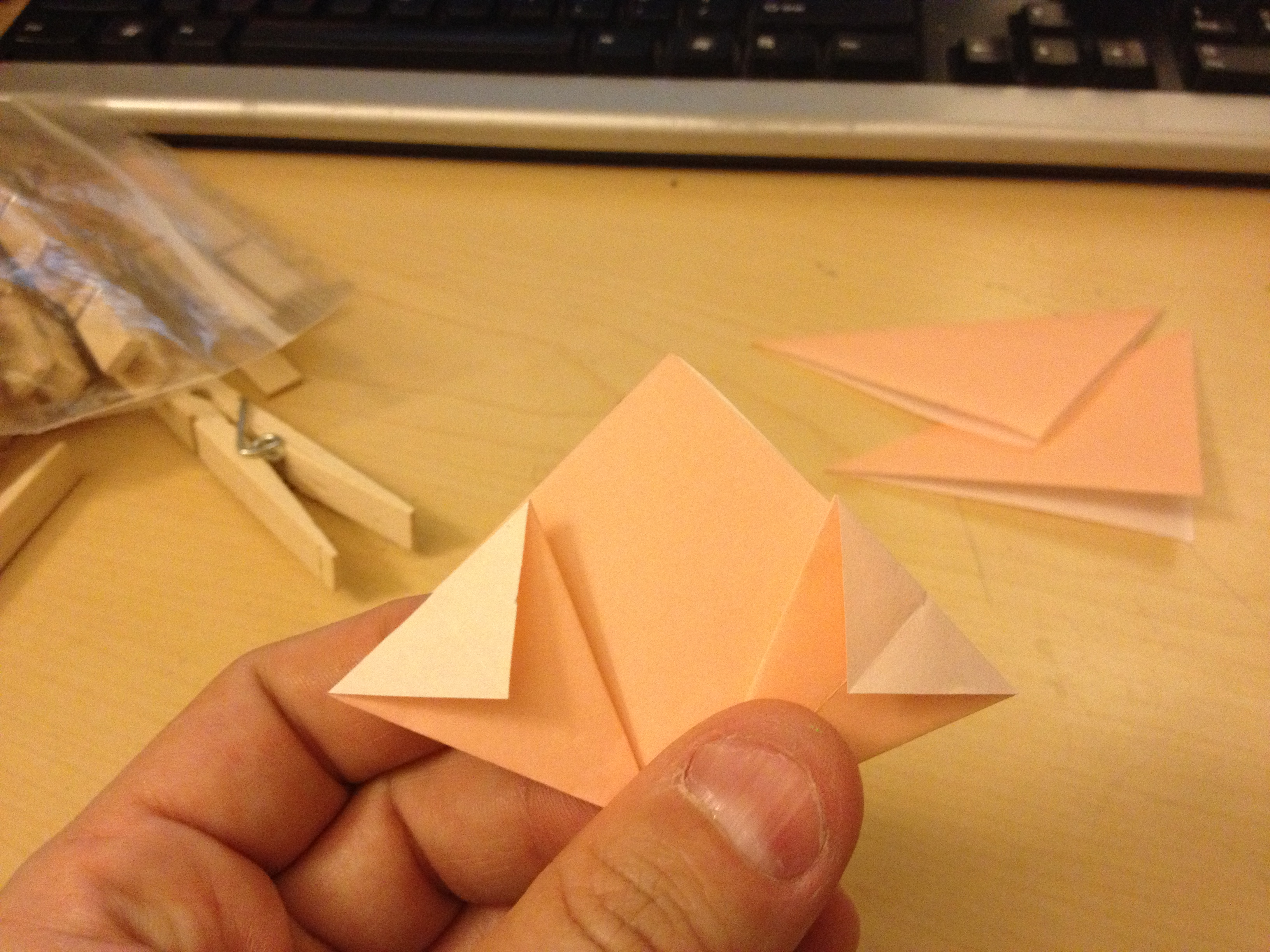 Picture of Folding the Petal Cont. II