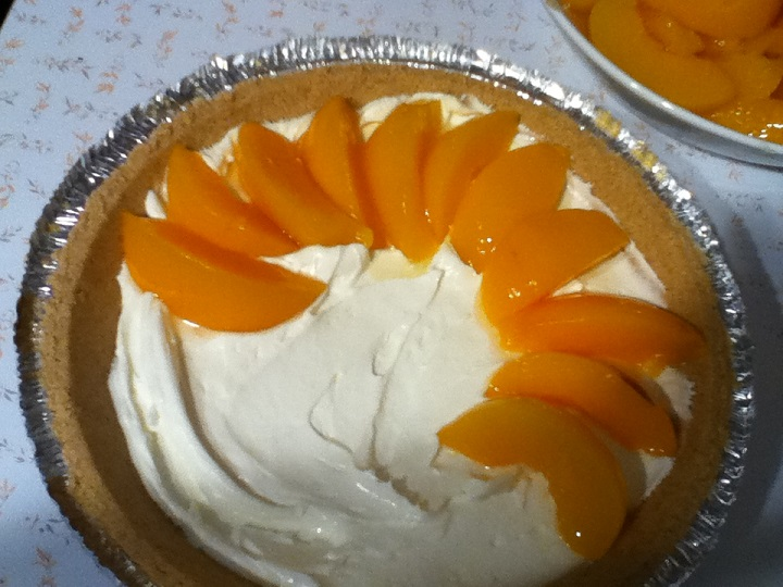 Picture of Peach Layer