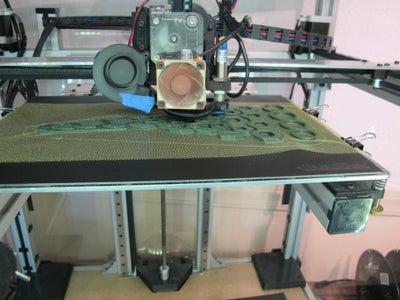 Printing the Dragon Hand
