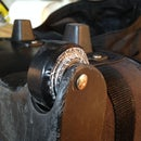 Repair Broken Luggage Wheels With Duct Tape