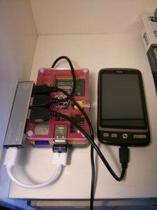 USB Hub, Power Hack