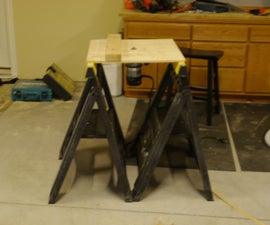 Easy Router Table