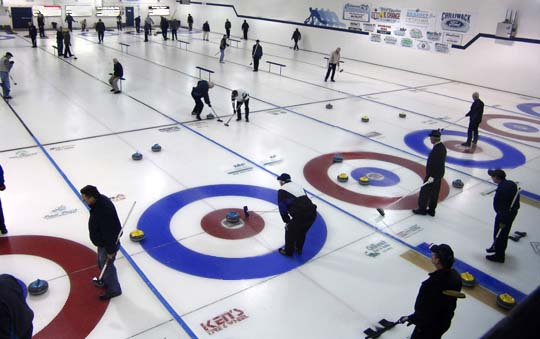 Picture of FIRST - What Is the Sport of Curling?
