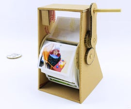 How to Make a Simple Album Album From Cardboard