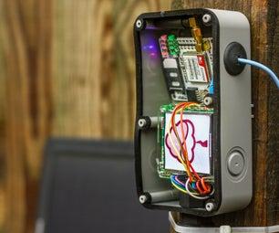 Raspberry Pi Solar Weather Station