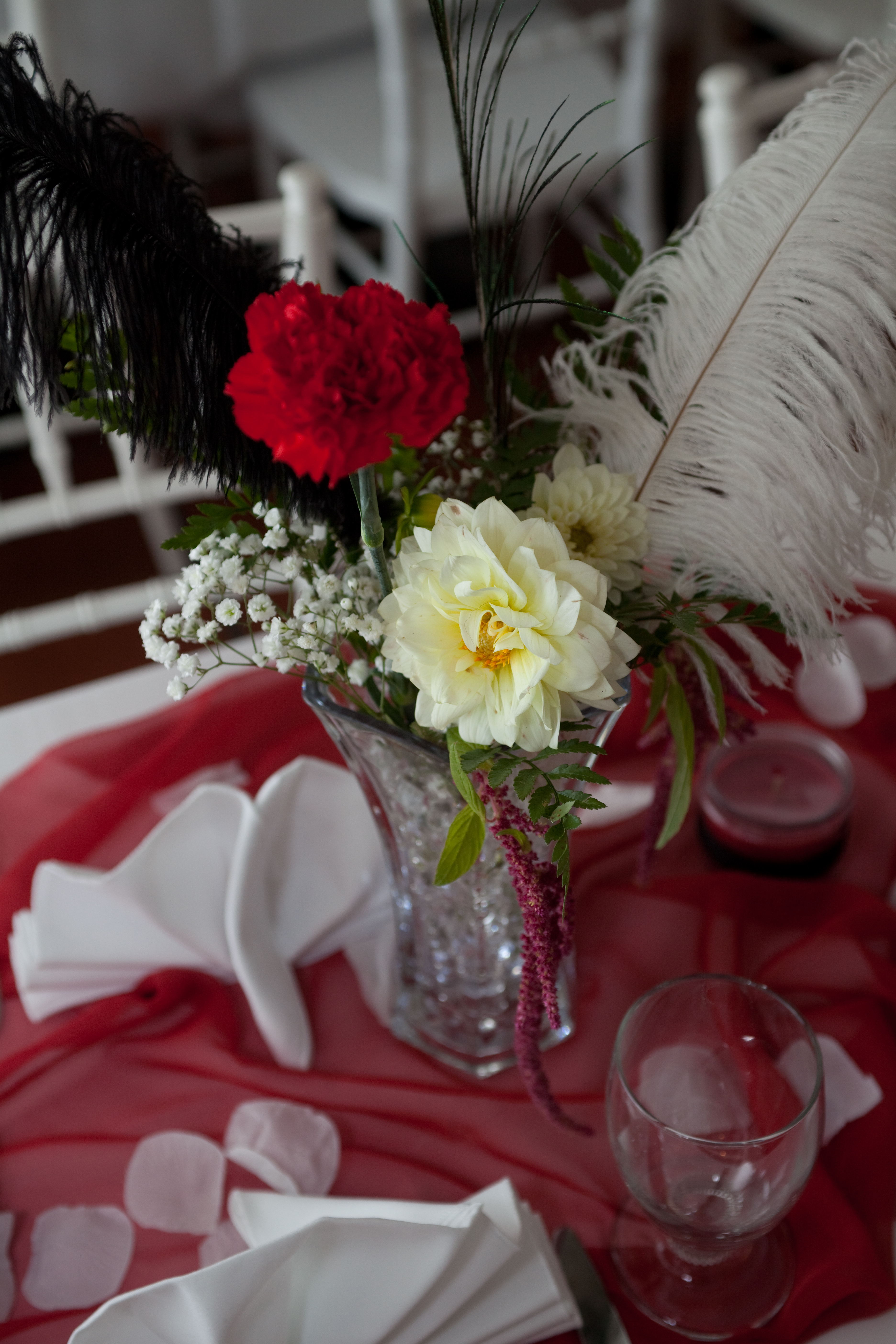 Wedding Table Centerpieces And Flowers 7 Steps