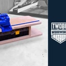 How to Build a Pocket Hole Workstation   DIY Woodworking Shop Project
