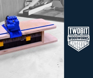 How to Build a Pocket Hole Workstation | DIY Woodworking Shop Project