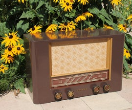 Old Radio Transformation