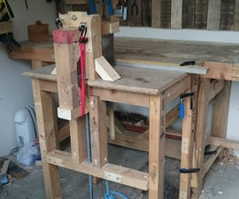 Pedal Powered Table Saw Experiment