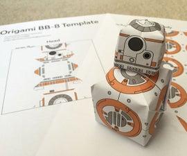 Origami BB-8