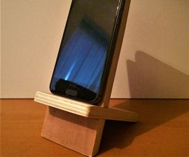 Deck Chair Phone Holder
