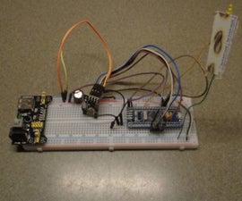 NRF24L01 on STM32F103