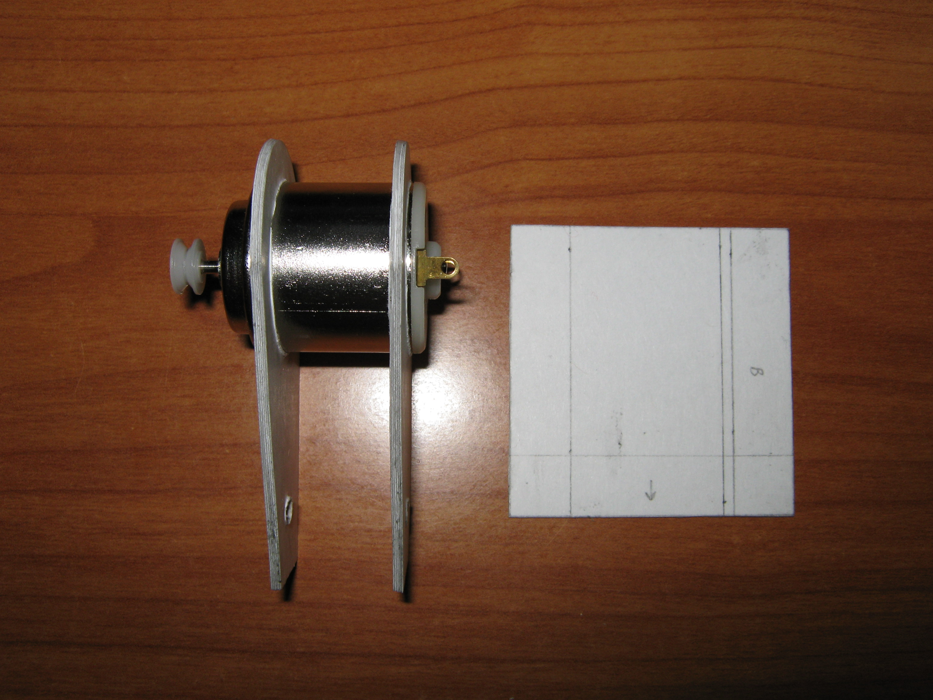 Picture of Motor: Build Part 3