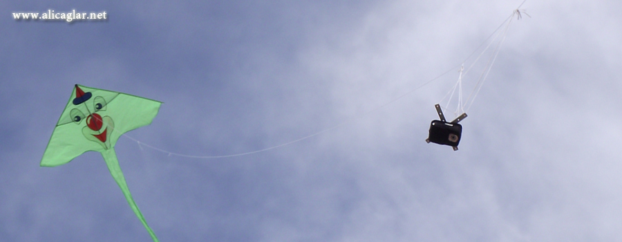 Picture of Camera and Kite