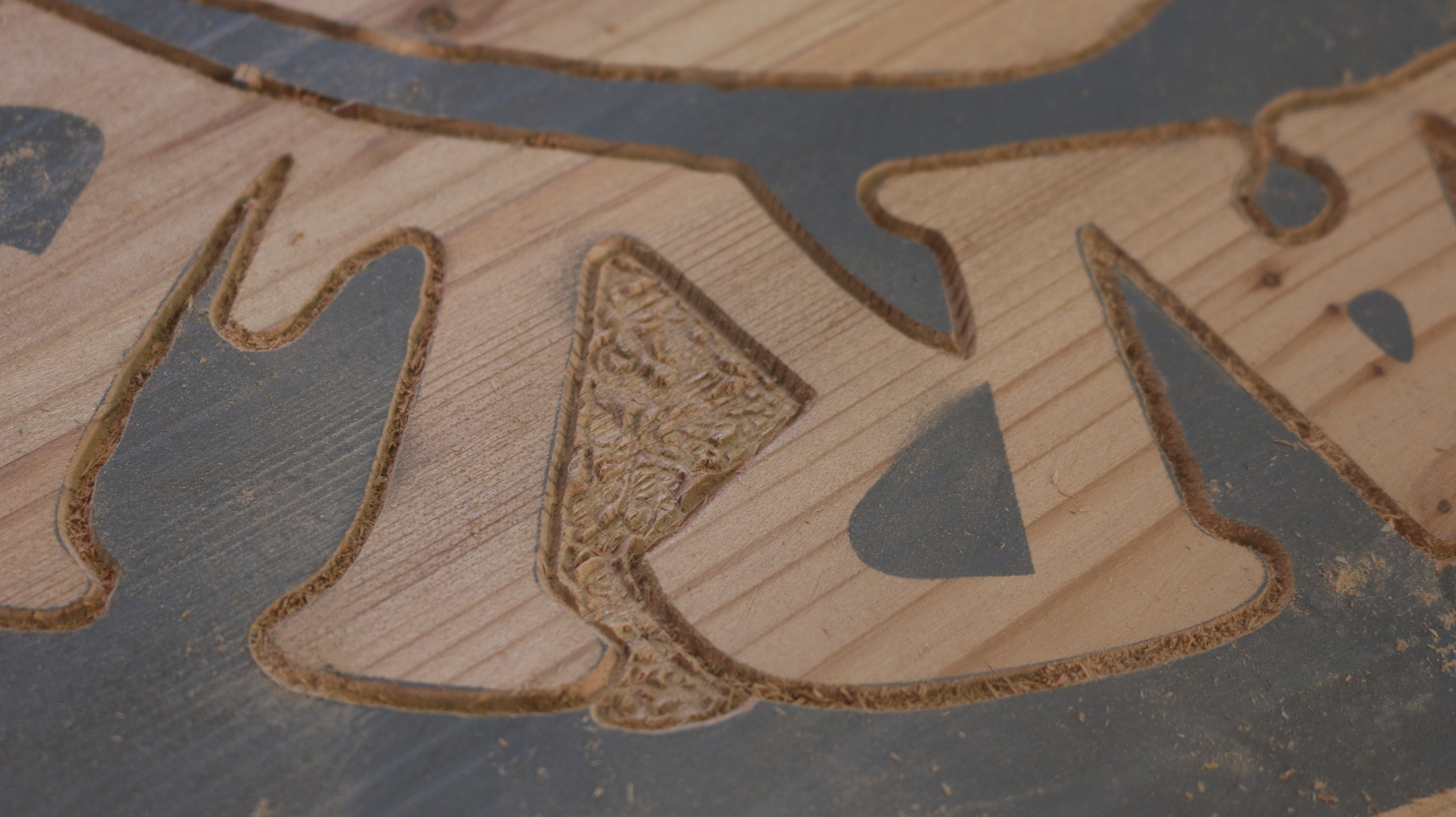 Picture of Carve the Design