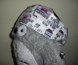 DIY Surgical/Scrub Hat