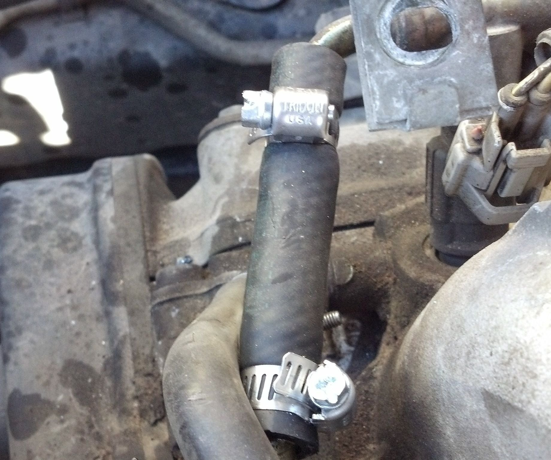 Subaru Fuel Line Fix 7 Steps 2002 Forester Filter Location
