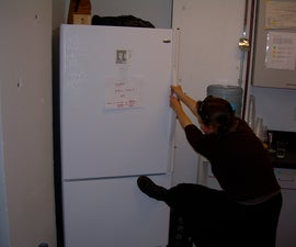 Refrigerator Handle Switch Prank - Make a Fool Out of Your Coworkers!