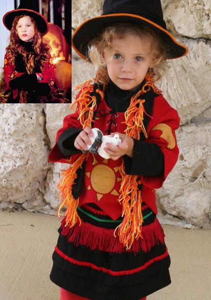 Picture of Dani Hocus Pocus Costume
