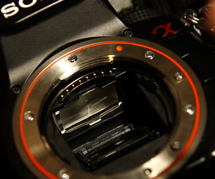 How to Change the Focusing Screen of a Sony Alpha 700 (a700)