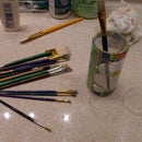 Caring for Paintbrushes