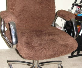 1987 Steelcase Refurbished Office Chair