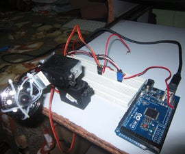 OBJECT DETECTION AND TRACKING USING OPENCV, VISUAL STUDIO C++ 2010 AND ARDUINO